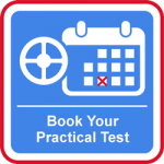 book your practical test