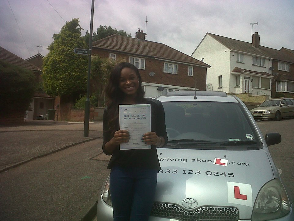 Bexleyheath driving lessons and intensive courses