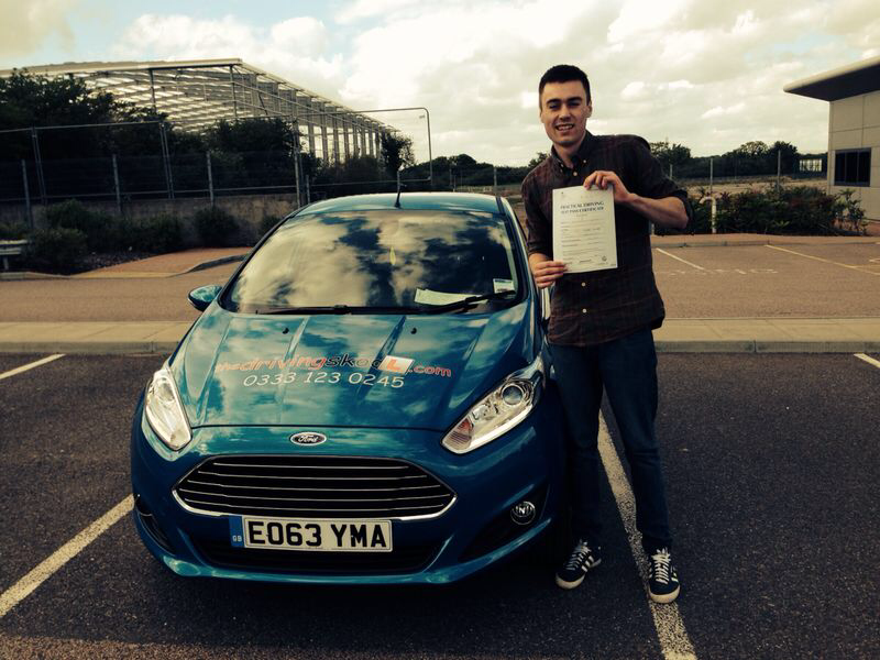 Hornchurch driving lessons