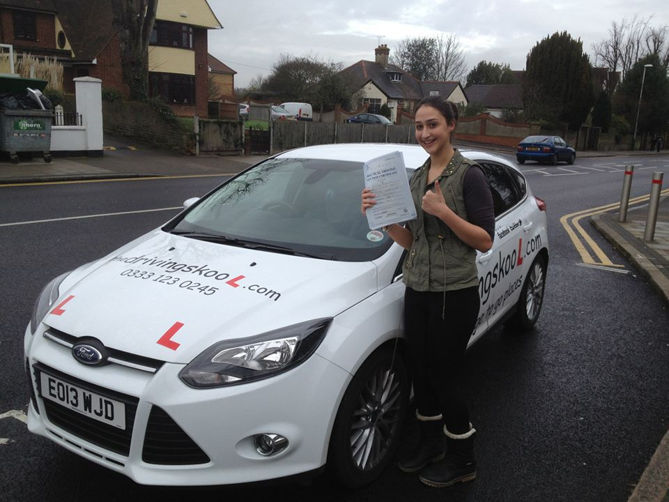 Romford driving lessons