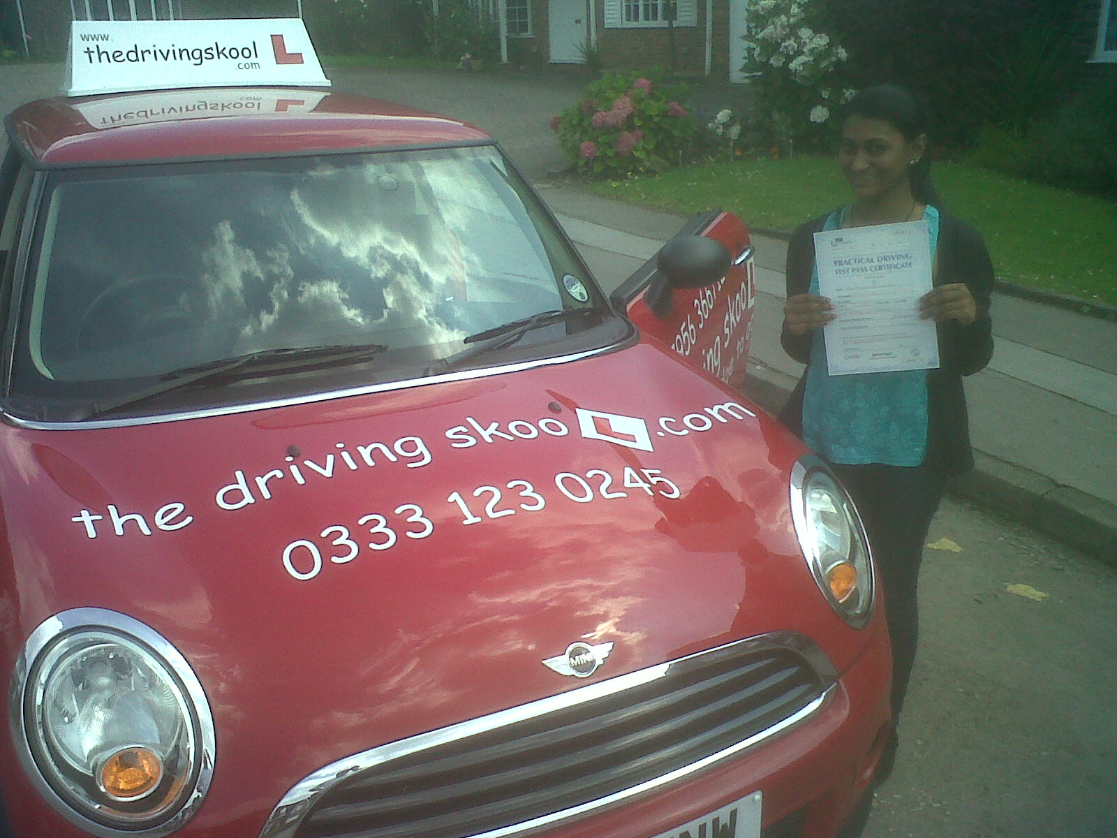 Sidcup driving lessons and intensive courses