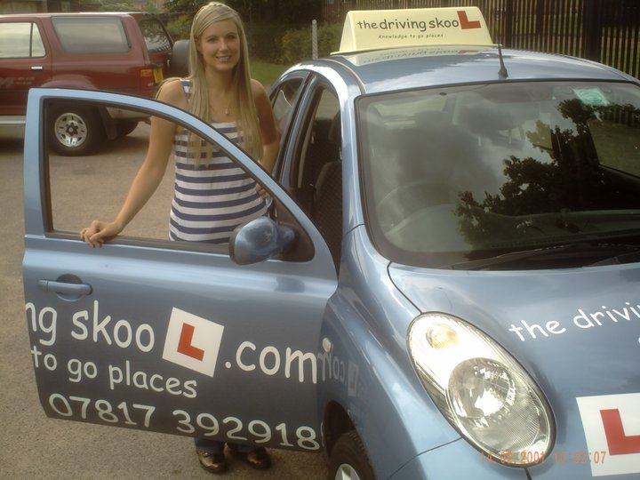 Greenwich driving lessons